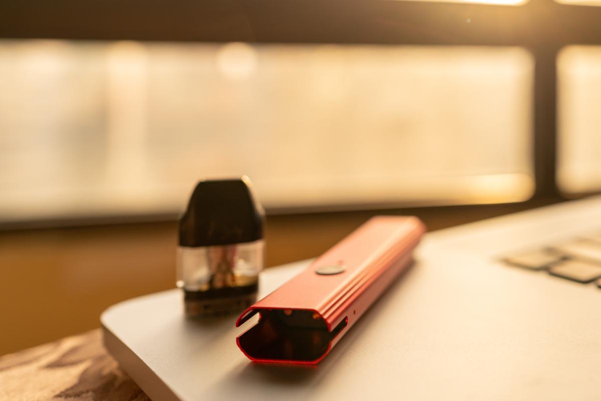 cigarette electronique à cartouche jetable